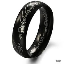 the one ring wedding band new fashion jewelry men s finger rings the one ring titanium