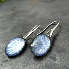 rhodium earrings sensitive ears earrings with rhodium plated ear wire hypoallergenic