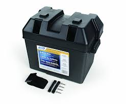 amazon com camco 55373 large battery box groups 27 30 and 31