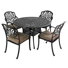 Patio Furniture Sets Uk - hartman amalfi 4 seater garden furniture set charlies direct