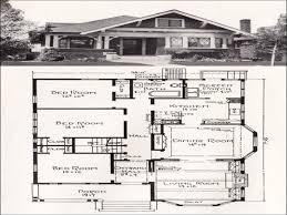 pictures california bungalow floor plans free home designs photos