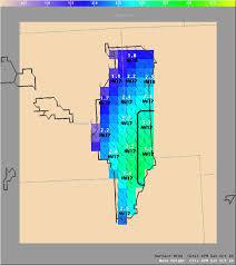 Lake Winnebago Map First Wind U0026 Waves Of 2013