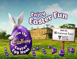 easter pictures cadbury easter egg hunt republic of ireland