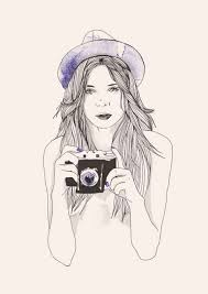 sultry hipster sketches sketches illustrations and drawings