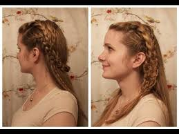 how to plait hair like lagertha lothbrok 92 best viking hair style images on pinterest bridal hairstyles