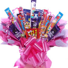 Candy Bouquet Delivery Sweet Bouquets Chocolate Bouquet Chocolate Flowers Next Day Uk