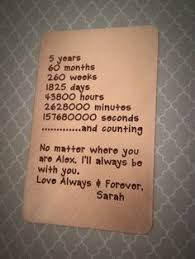 5th wedding anniversary ideas 5th wedding anniversary gift 17 best ideas about 5th
