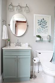 light blue bathroom ideas office bathroom reveal office bathroom vanities and budgeting