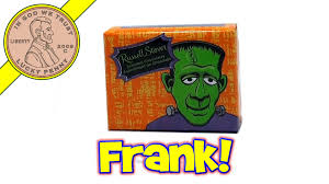 russell stover frankenstein assorted chocolate gift box
