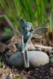 sweet woodland faerie this yards and gardens