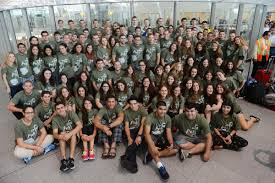 125 new idf soldiers take off for israel aboard 50th nefesh b