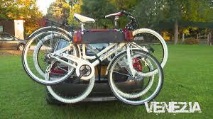 porta bici da auto portabici posteriore venezia