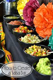 30th Birthday Dinner Ideas Best 25 Taco Bar Party Ideas On Pinterest Taco Bar Taco Party