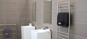 ladder heated towel rail