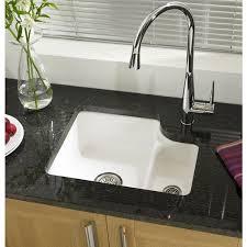 Best Kitchen SinksFaucet Ideas Images On Pinterest - Porcelain undermount kitchen sink