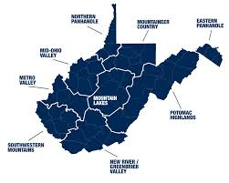 Wvu Parking Map Government Relations At West Virginia University
