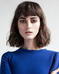 bet bangs for thick hair low forehead the most flattering bangs for small foreheads female