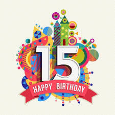 moodle in happy 15th birthday moodle