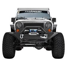 toyota jeep black paramount jeep wrangler 2007 2017 off road rock crawler full