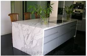 marble island kitchen calacatta marble kitchen island top calacatta white marble