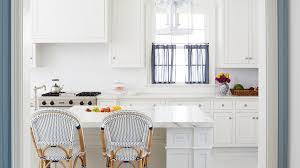 Coastal Kitchens Images - 10 beautiful white beach house kitchens coastal living