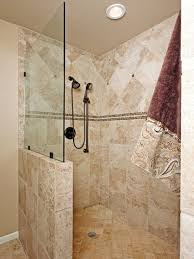 Shower Designs Without Doors Fascinating Walk In Showers Pictures Without Doors Gallery Ideas