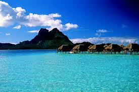 bora french polynesia holyday houses on the beach
