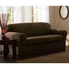 Small Sofas And Loveseats Maytex Reeves Polyester Spandex Loveseat Slipcover Walmart Com