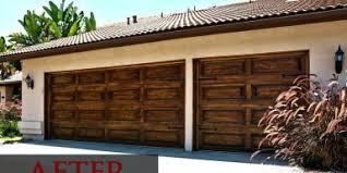 garage door makeover before photo 1garage paint colors uk ideas