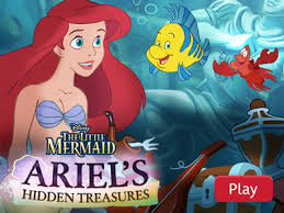 mermaid disney movies
