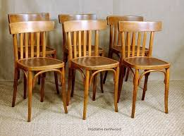 chaise bistrot 6 chaises bistrot luterma assises crocodile ées 30 en