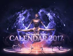 the dancing zodiac calendar by aquasixio on deviantart
