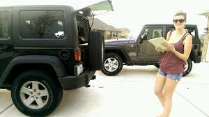 cute jeep wrangler how to build a jeep with jeep jeep build sheet youtube