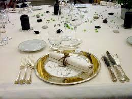 Formal Dinner Place Setting Tea Table Setting Loversiq