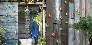 garden wall decor ideas home design and decorating