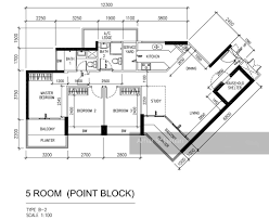 Park Central Floor Plan Park Central Amk Ang Mo Kio Hdb 5 Rooms For Sale 74085102