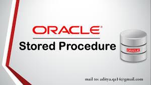 tutorial oracle stored procedure pl sql tutorial stored procedure in oracle database 11g complete