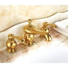 gold bathroom faucets gold fixtures moen gold and chrome bathroom