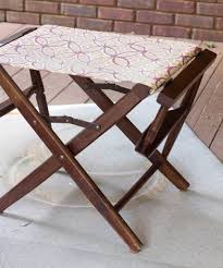 diy x leg bench and thrift store upcycle challenge savvy apron