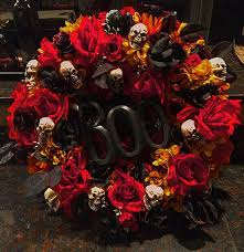 30 creepily awesome halloween wreaths meet all your need u2013 design swan
