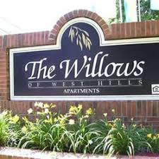 the willows of west hills apartments 7118 w arbor trace dr