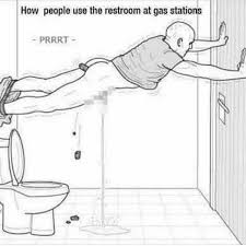 Public Bathroom Meme - how women use public bathrooms 151273972 added by anonymous at