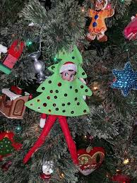 2016 on the shelf day 11 tree ornament on