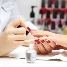 nail technician experience resume