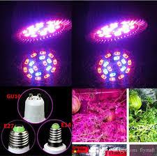 t5 grow light bulbs e27 gu10 e14 led grow bulb light 8w smd 5730 led grow light