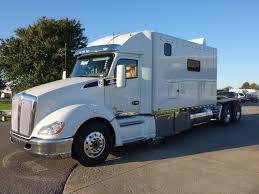 Sleeper Trucks With Bathrooms Kenworth T680 Ari Legacy Sleepers