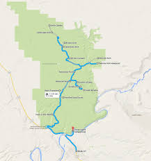 Arches National Park Map Arches National Park Utah Fri 1st To Sat 2nd May 2015 U2014 Ned