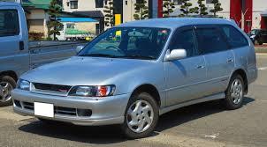 toyota corolla touring wagon file toyota corolla wagon 1 6 l touring limited s 4wd ae104g 0252