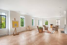 architect cesar pelli s san remo apartment asks 26m dailydeeds original herringbone wood floors run throughout the home
