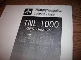 trimble tnl 1000 gps install u0026 checkout manual u2022 cad 159 89